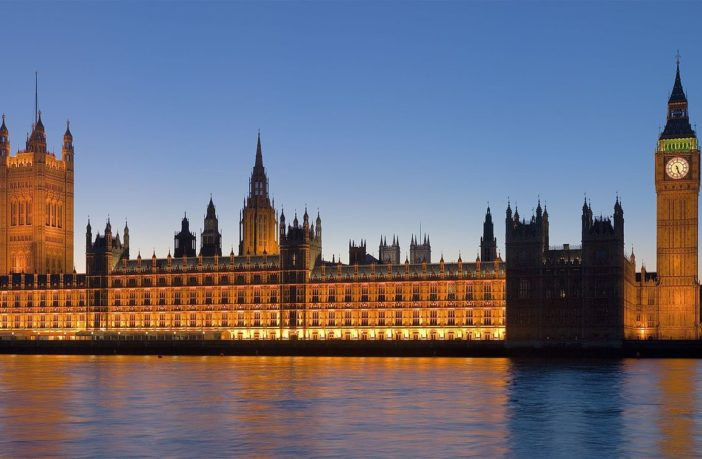 Parlament Storbritannien