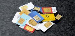 Miljontals mobiltelefoner möjliga att  hacka genom SIM kortet