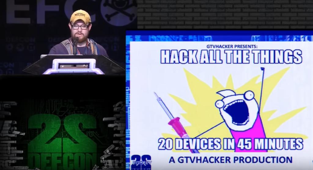 hac- all things -seminarium om olika hackerverktyg