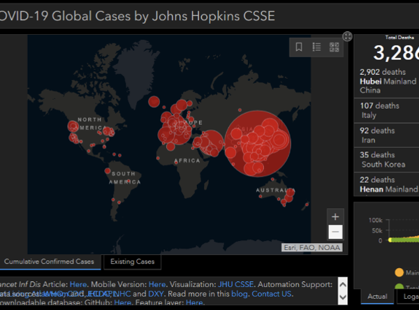 Hackare utnyttjar coronaviruset