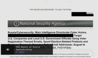 Rysk hacker