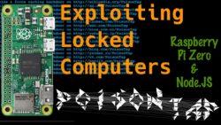 PoisionTap - verktyg för 300 kronor hackar lösenordsskyddade datorer